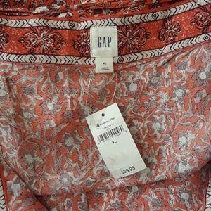 GAP Dresses - Gap Strappy Maxi Dress NEW Size XL
